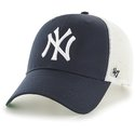 Cap 47 MLB navy  New York Yankees Branson MVP OSFA