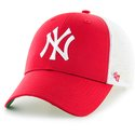 Cap 47 MLB red  New York Yankees Branson MVP OSFA