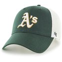 Cap 47 MLB dark green  Oakland Athletics Branson MVP OSFA