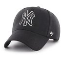 Cap 47 MLB black  New York Yankees MVP Snapback OSFA