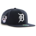 Cap 47 MLB navy  Detroit Tigers Sure Shot Captain OSFA