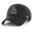 Cap 47 MLB black  Los Angeles Dodgers MVP Snapback OSFA