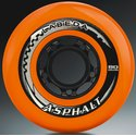 Wheels Labeda Hard Orange  GO5992OWP Asphalt 59 mm (4pack)
