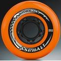 Wheels Labeda Hard Orange  GO7692OWP Asphalt 76 mm (4pack)