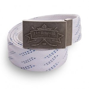 The Original Howies Lace Belt  Gurt weiss