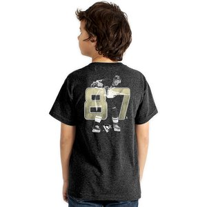 T-Shirt Lightspeed «S.Crosby #87» KIDS